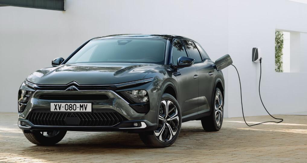 Citroën med klassisk komfort i nytt flaggskip