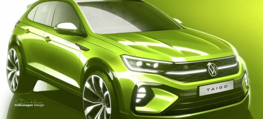 Volkswagens neste SUV blir ikke tatt inn til Norge