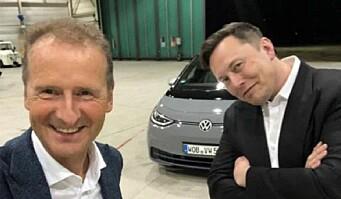 – Volkswagen-sjefen ble bedt om å overta for Elon Musk