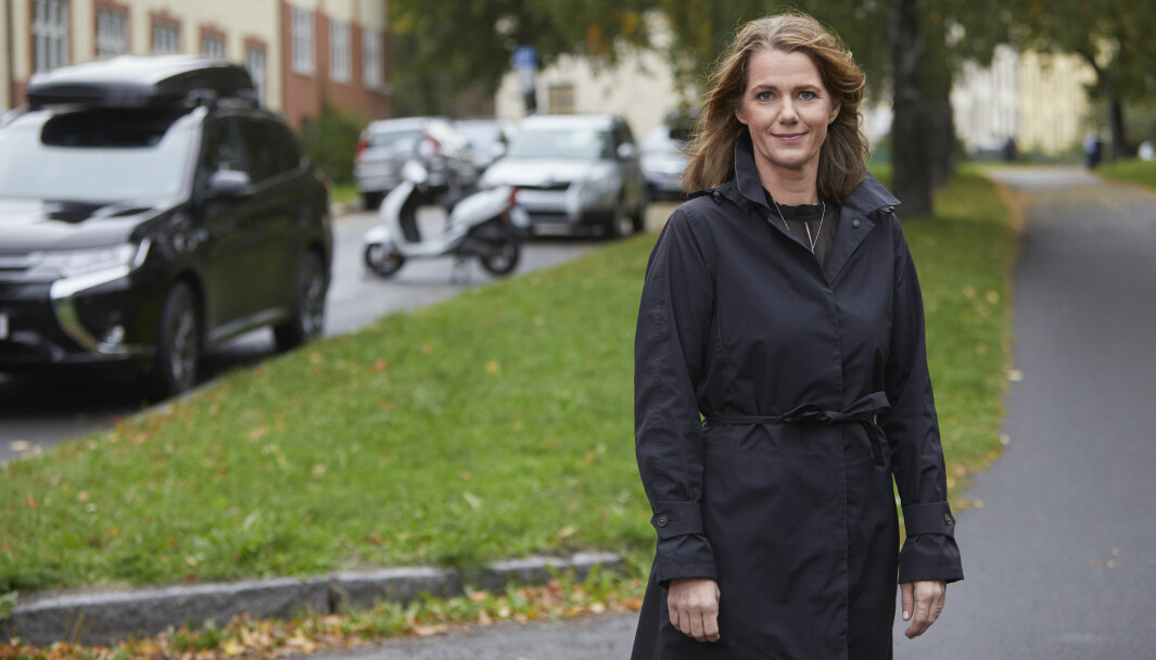 ADVARER: Kommunikasjonssjef Camilla Ryste i NAF.