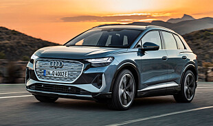 Ny elektrisk Audi presser Enyaq og ID.4 på pris