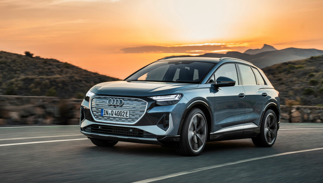 Audis nye elbil presser Enyaq og ID.4 på pris