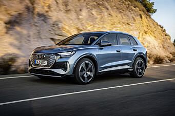 Så vanskelig er det å få maks effekt på ny el-Audi