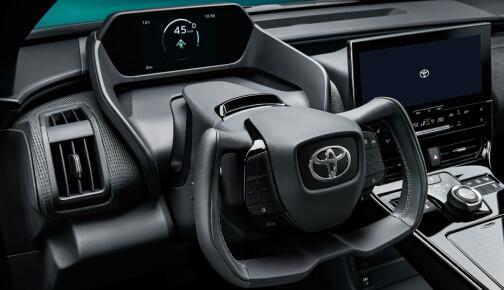 Toyotas nye elbil er laget for norske «Erik»
