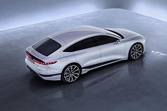 Her er Audis neste elbil-modeller