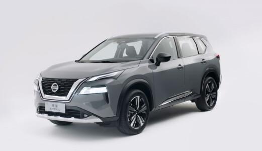 Nissan slipper ny generasjon X-Trail