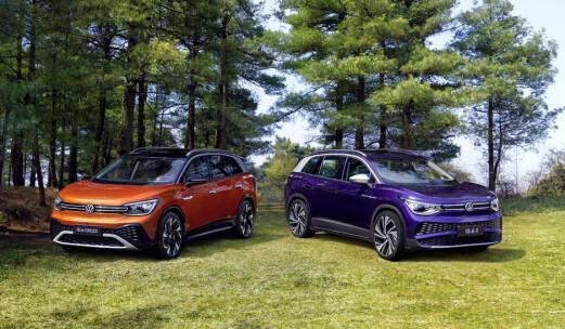 VWs nye el-SUV-er kommer ikke hit