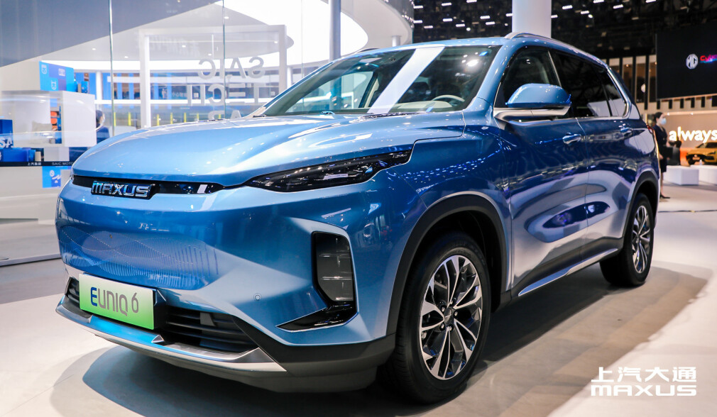 Maxer Kina-bølgen med ny el-SUV og første el-pickup