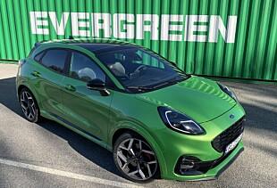Dette er ikke en grønn bil