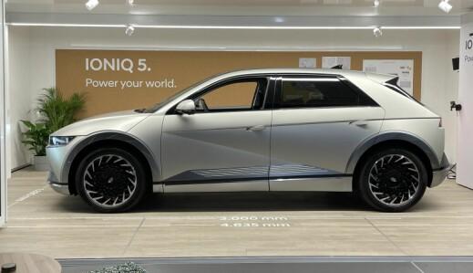 Overraskende priser på Hyundai Ioniq 5