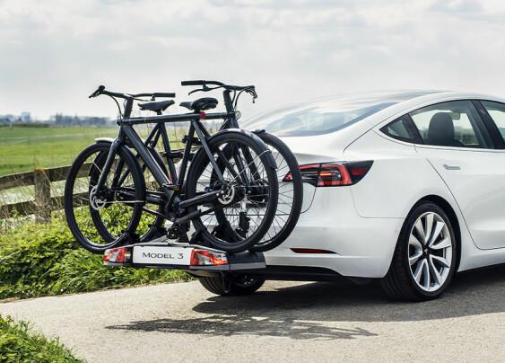 Forvirring rundt hengerfeste på Tesla Model 3