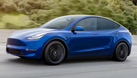Tesla Model Y betydelig forsinket