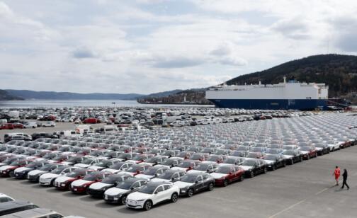 Ford investerer 250 milliarder i elektrifisering