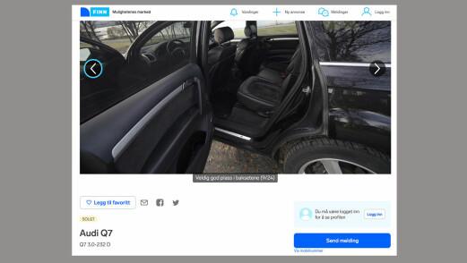 Advarer kraftig mot denne bruktbil-tabben