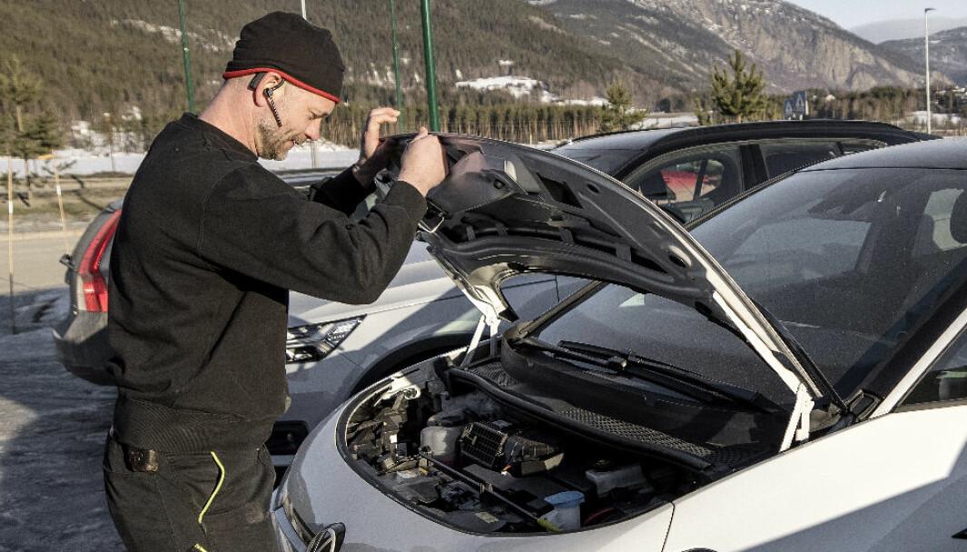 HJELP! Hvilke bilmodeller trenger oftest hjelp av bilberger? ADAC-statistikken gir svar.