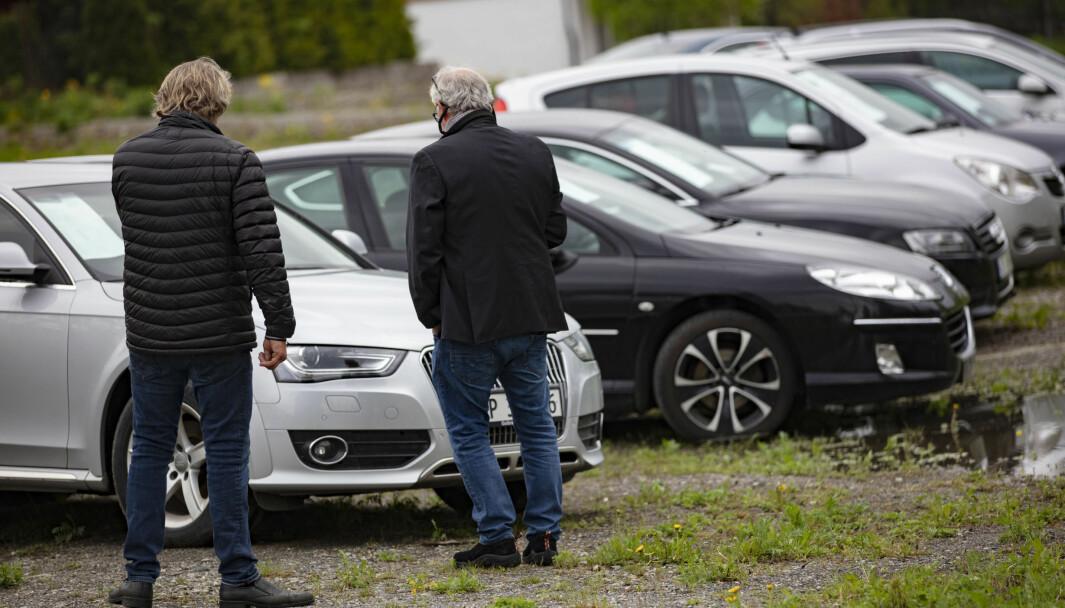 KJØP HEVET: Den private selgeren må nå ta bilen tilbake og refundere hele kjøpesummen.