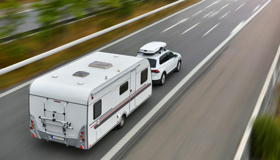 Dette må du sjekke på campingvogna