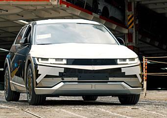 Nå triller ettertraktet elbil endelig i Norge