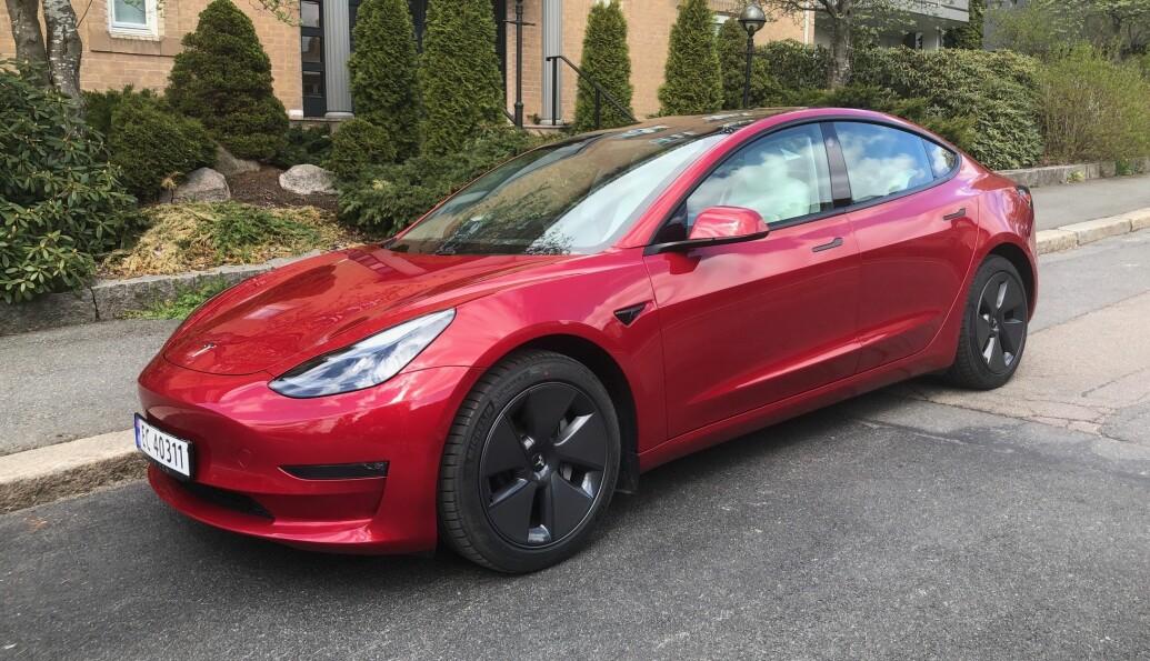 Jo flere elbiler vi kjører, desto bedre blir denne