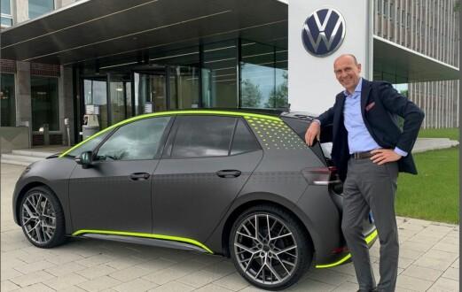 Dette råskinnet er VW ID.3-svaret på Golf GTI