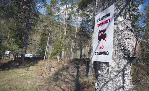 Hvor kan du egentlig parkere bobilen eller campingvogna?