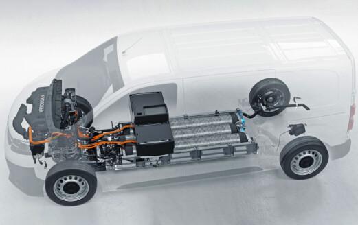 Opel kommer med løsningen Mercedes droppet