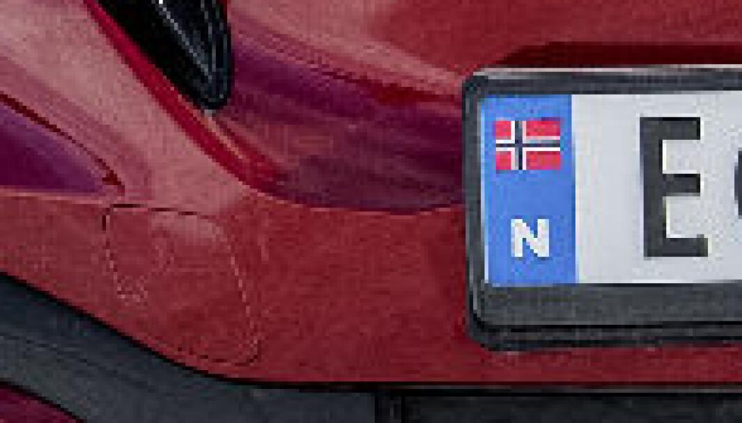 ELBIL-SKILT? Ikke bare elbiler har registreringsnummer som begynner med E.