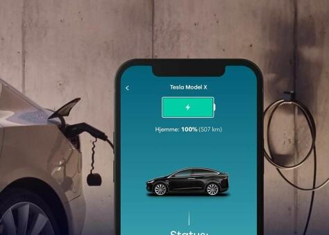 Spar penger ved å lade elbilen din smart med Tibber