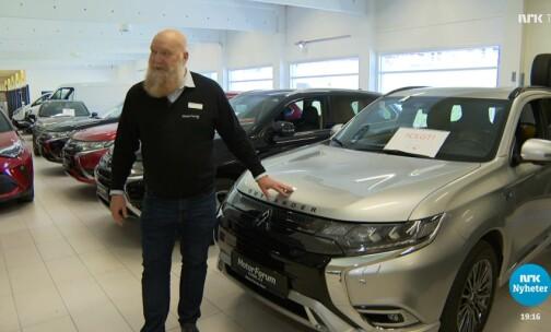 Forhandler «mangler biler», men har likevel 156 for salg