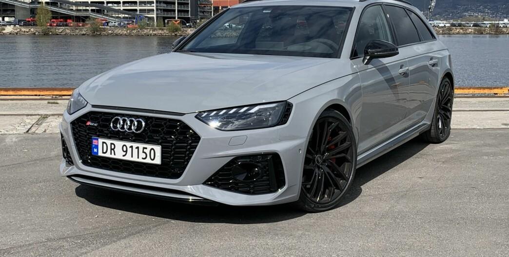 Neste Audi A4 blir elektrisk