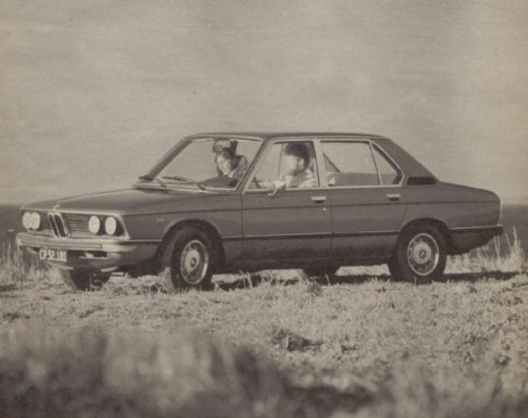 BMW 520 avløser 2000 modellen.
