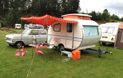 Nå reiser nordmenn på klassisk camping