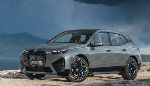 BMWs nye el-SUV smadrer e-tron på rekkevidde