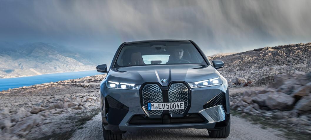 – BMW med fire nye elbiler de neste to årene