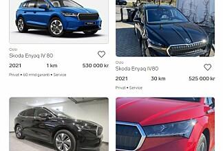 Nå kan du få bestselger-bilene på dagen