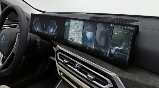 BMW i strupen på Tesla med i4 fra under 500.000