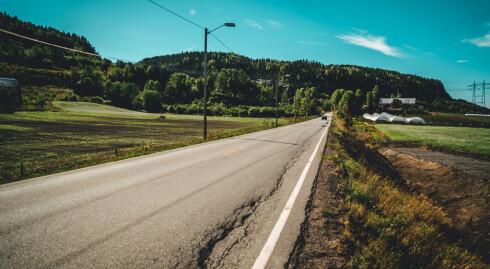 Flest dødsulykker på fylkesveier