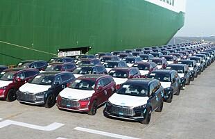 El-SUV med helt ny batteri-teknologi er på vei til Norge