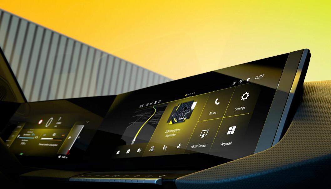 "<span class="" font-weight-bold"" data-lab-font_weight_desktop=""font-weight-bold"">NY STIL: </span>Opels nye instrumentdesign kalles Pure Panel, og er introdusert i Mokka e. I Astra løftes nivået ytterligere."