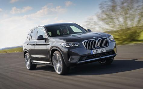 Dette er nytt på ladehybrid-favoritten til BMW