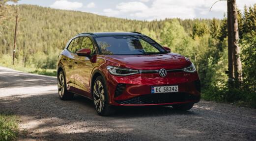 VW klar med egen Norges-modell av ID.3
