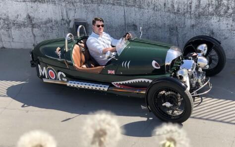 «Trehjulinger er verdens beste, verste biltype»