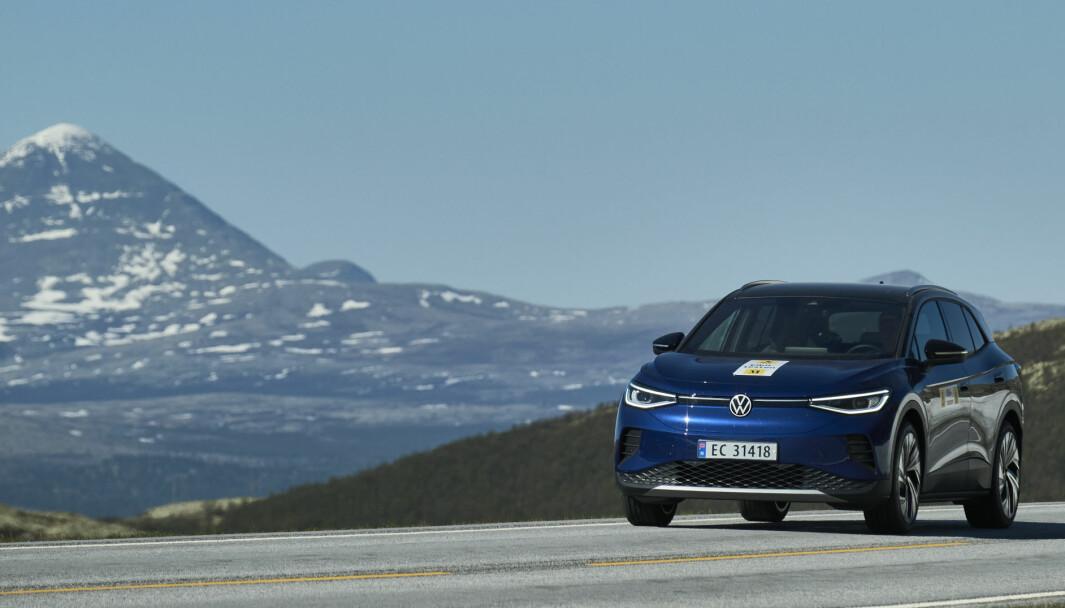 KLATRER TIL TOPPS: Dette ble Europas mest solgte elbil i april.