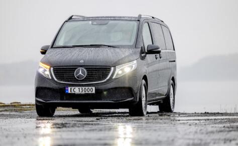 Mye bil for mye penger med klassevinner fra Mercedes
