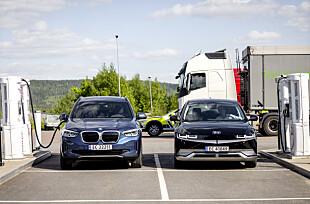 Dette er elbilene som imponerer i ladetest