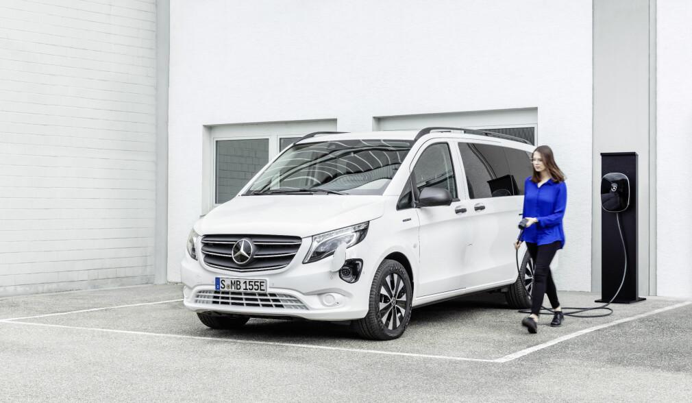 Ny familiefrakter fra Mercedes er 180.000 billigere