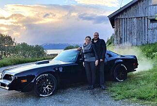 Muskelbiler gjør bygde–Norge heitere