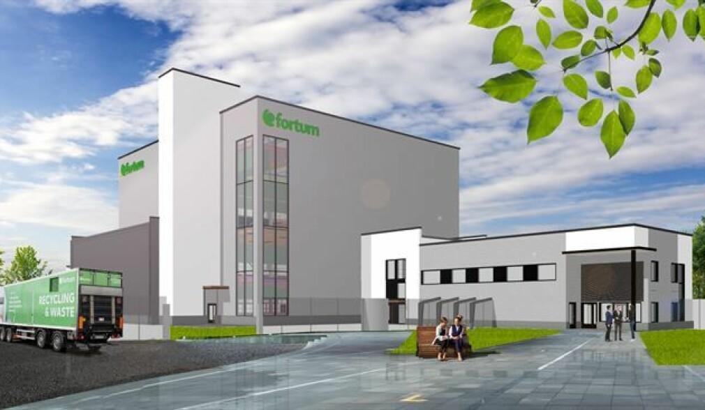 Bygger anlegg for gjenvinning av elbilbatterier