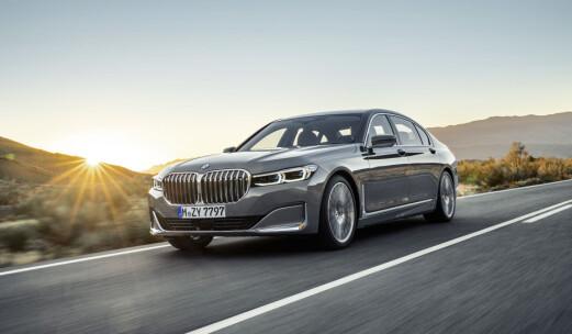 BMW med 7-serie på ny elbil-plattform