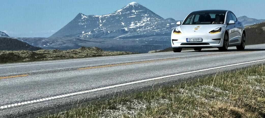 Her er rekkeviddedommen over norske elbiler